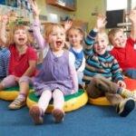 Wykładziny w przedszkolach i szkołach